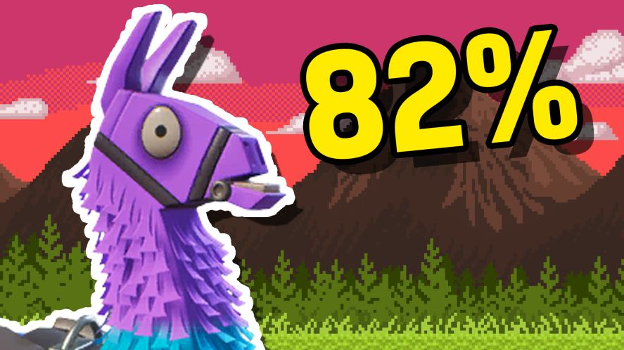 82% Llama Loot