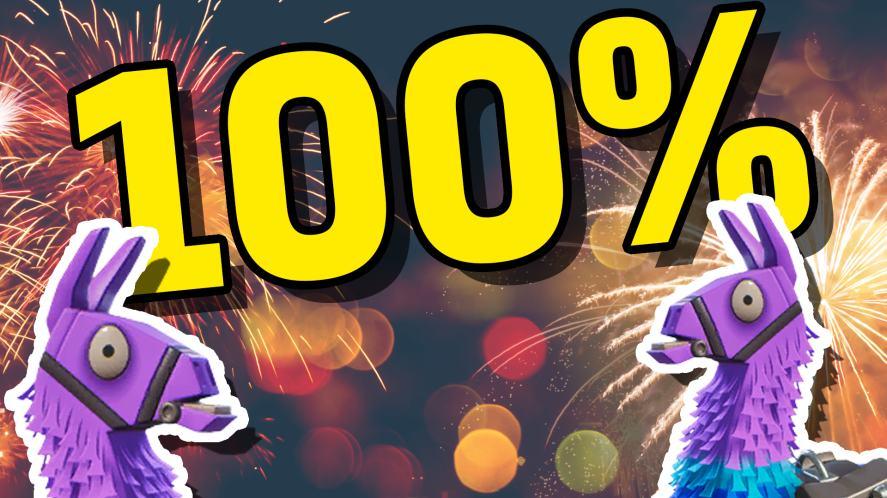 100% Llama Loot
