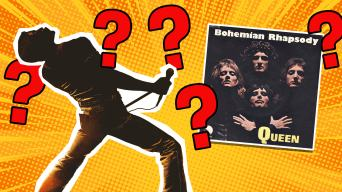 Queen Bohemian Rhapsody Quiz