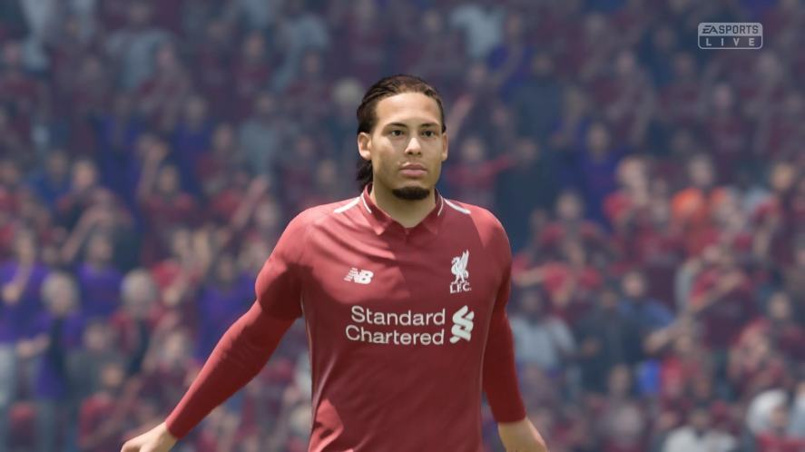 Virgil van Dijk (Liverpool)