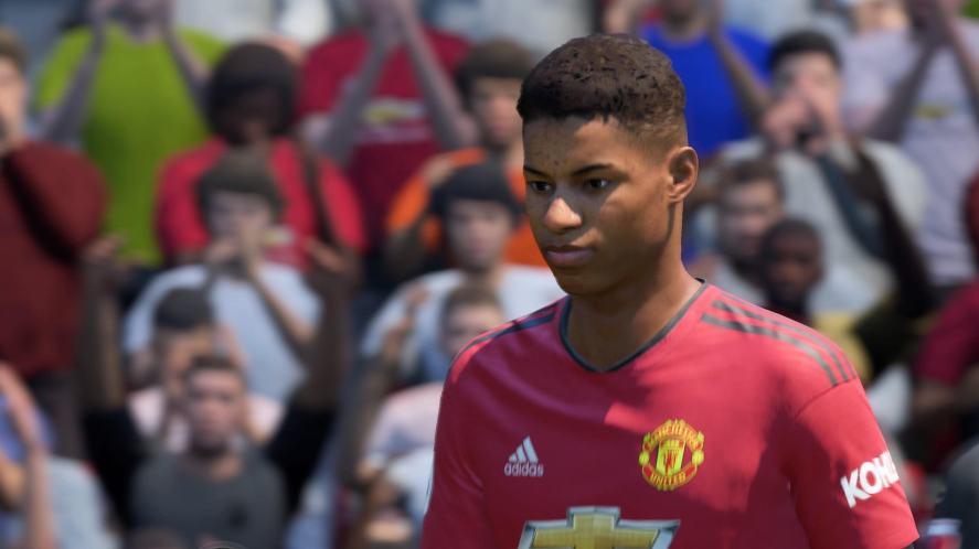 Marcus Rashdord (Manchester United)