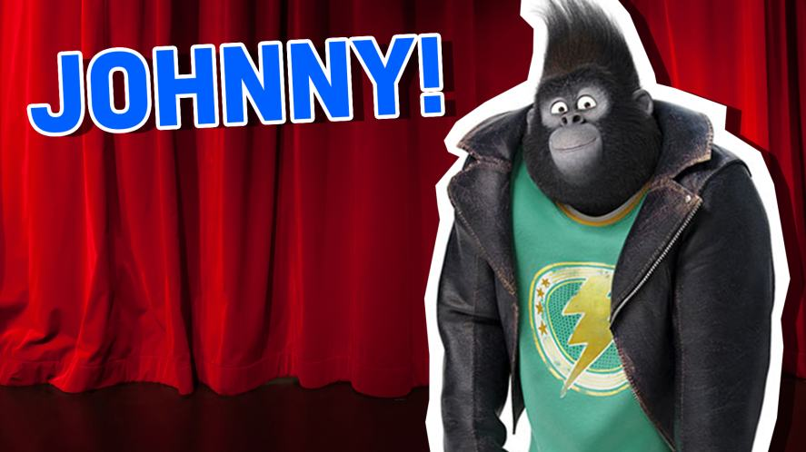 Johnny from Sing! What Sing Character Are You? | Sing Quiz