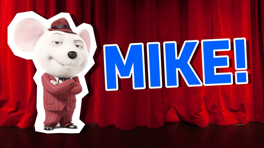 Mike from Sing! What Sing Character Are You? | Sing Quiz