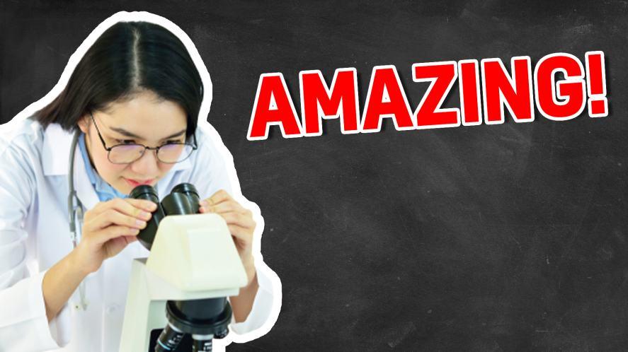 Amazing score! | Science Quiz