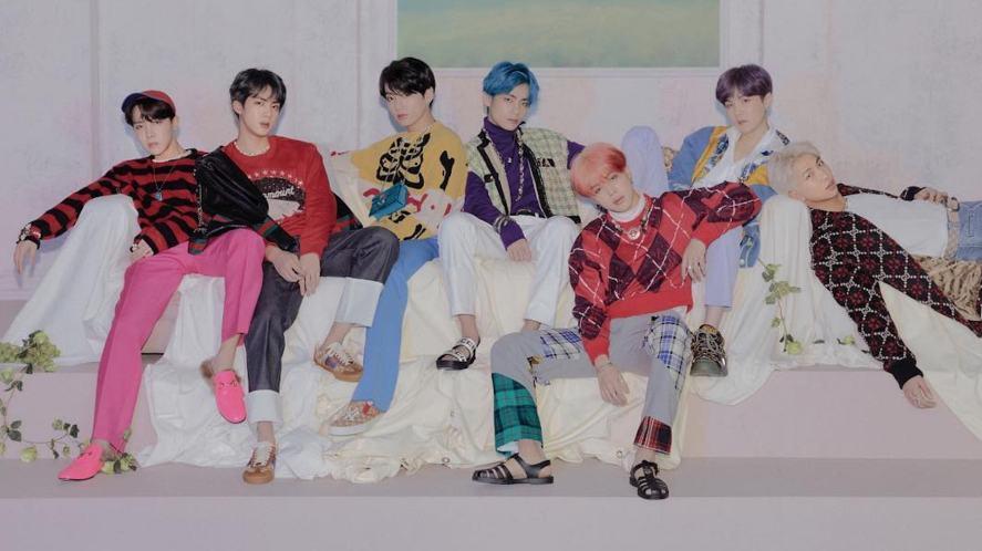 BTS line-up