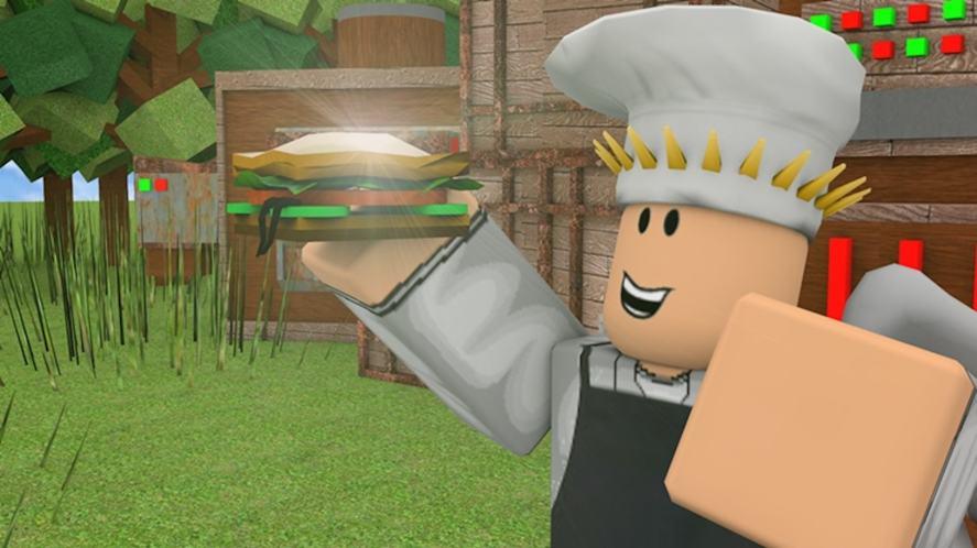 A Roblox chef