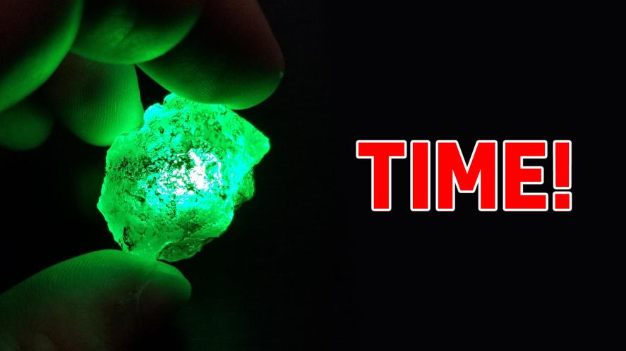 Green infinity stone