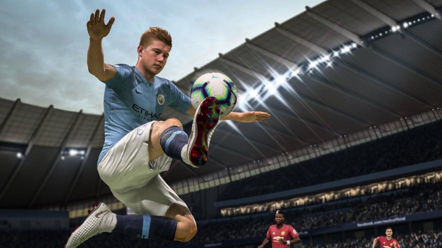 Manchester City's Kevin de Bruyne | FIFA19 | FIFA19 Trivia