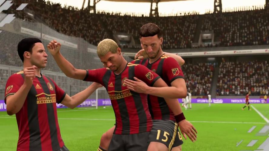 A Major League Soccer team featured in FIFA 18 | FIFA19 Trivia