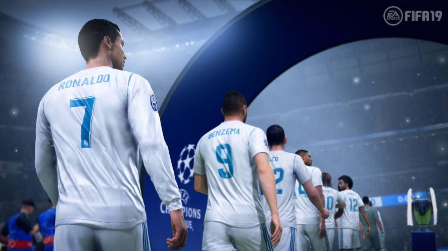 Ronaldo in FIFA 19 | FIFA19 Trivia