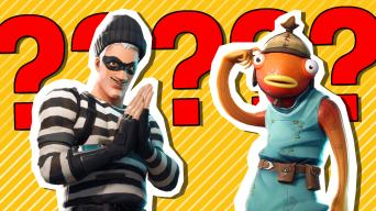 Fortnite Skin emoji quiz