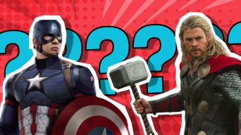 Could you dress like the Avengers for £10