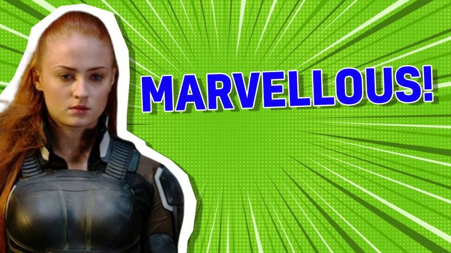 Jean Grey in X Men: Apocalypse