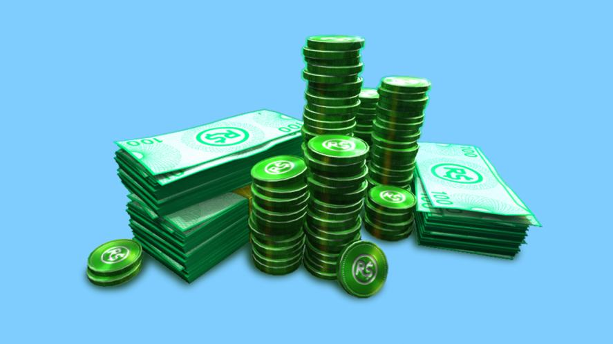 Roblox money