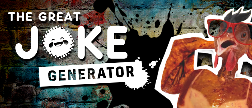 Beano.com Joke Generator