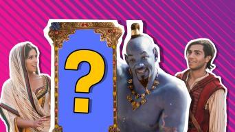 The 2019 version of Aladdin