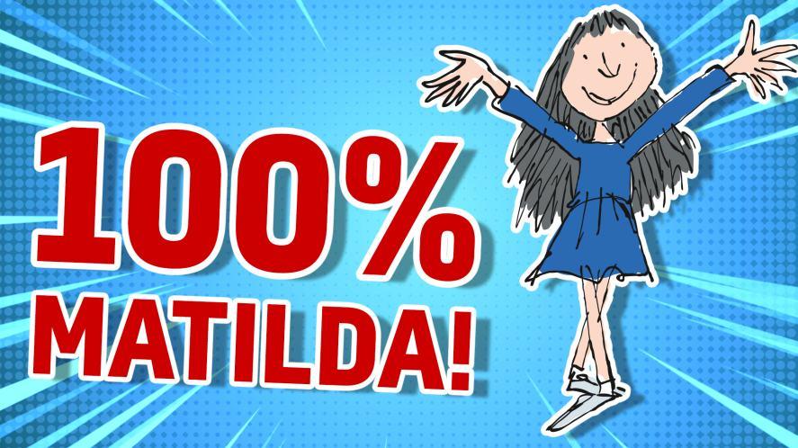 100% Matilda