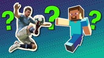 FIFA x Minecraft personality quiz