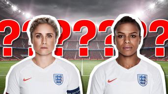 England Women's World Cup personality quiz