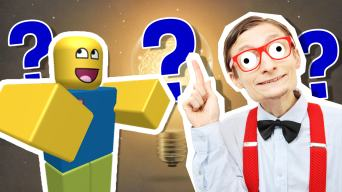 Roblox genius quiz