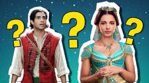 Aladdin quiz