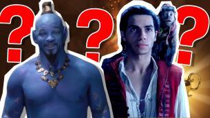 Aladdin 2019 movie song quiz