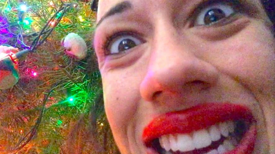 Miranda Sings released a Christmas EP