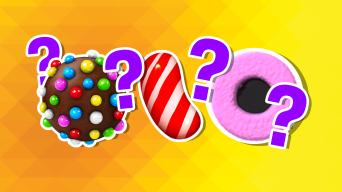 Candy Crush personality quiz