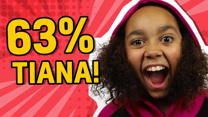 63% TIANA