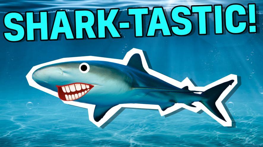 Shark-tastic!