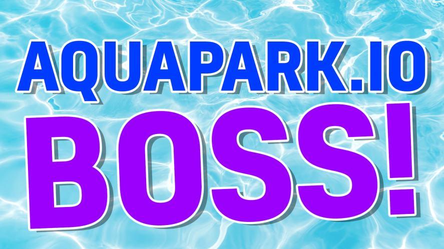 Aquapark boss