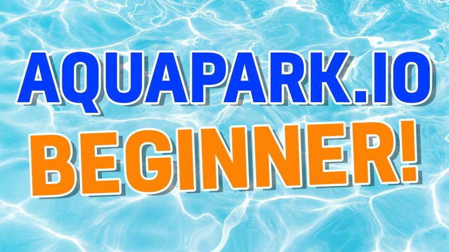 Aquapark beginner