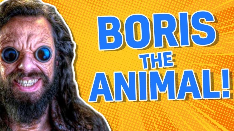 Boris the Animal