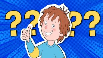 Horrid Henry quiz