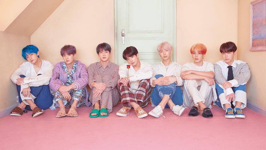 BTS group shot