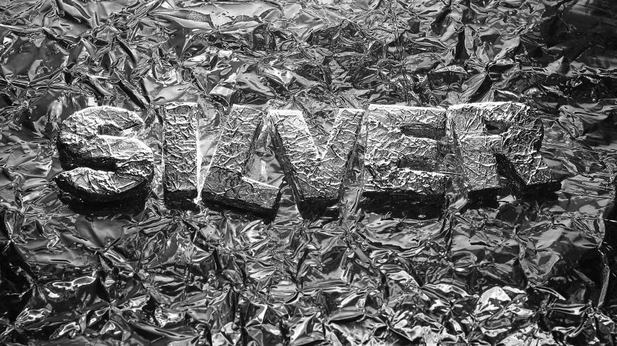 A Silver foil