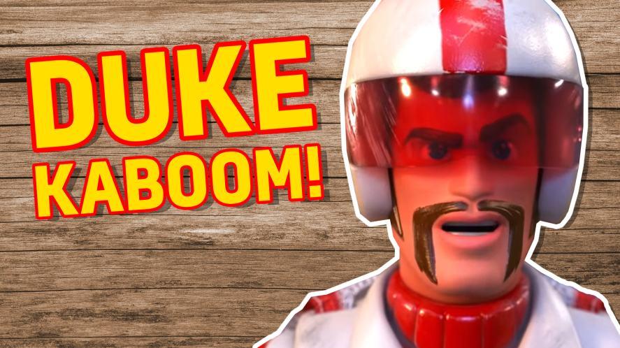 Duke Kaboom
