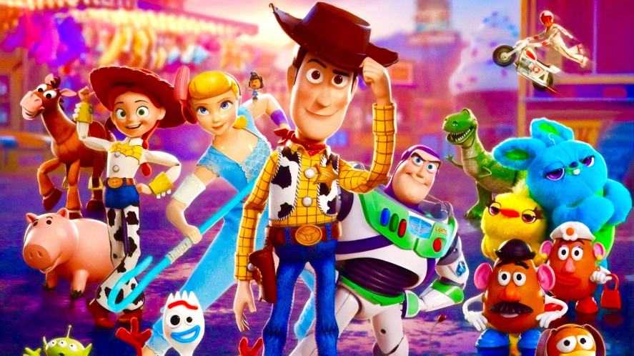 The cast of Toy Story 4