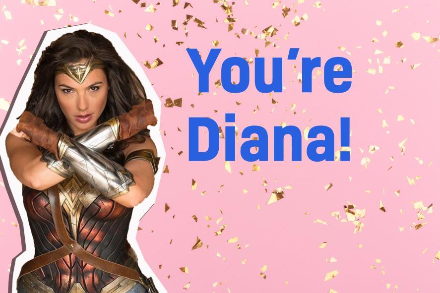 Princess Diana/ Wonder Woman