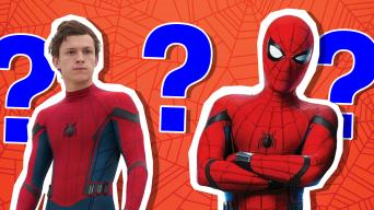 Spider-Man Tom Holland quiz