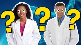 Two scientists will guess your age?