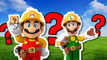 Super Mario Maker 2 quiz