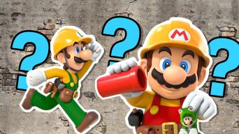 Super Mario Maker 2 personality quiz