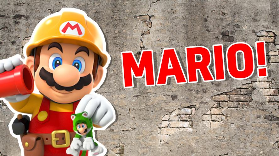 Super Mario Maker 2: Mario