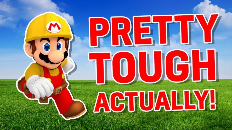 Your Super Mario Maker 2 Style: PRETTY TOUGH, ACTUALLY!