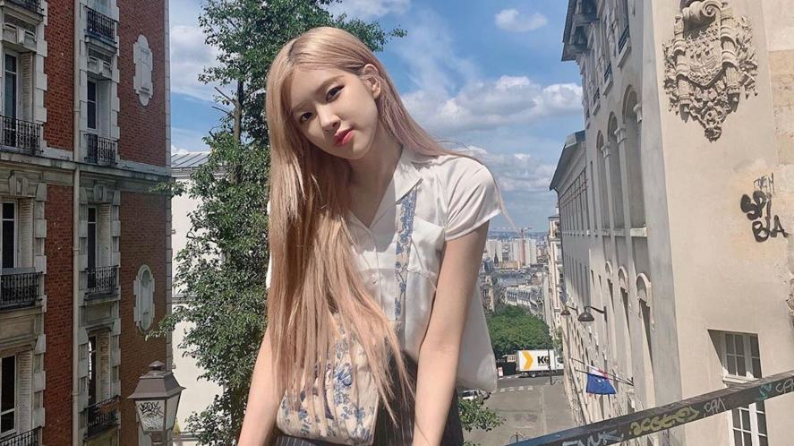 Rosé FROM bLANKPINK