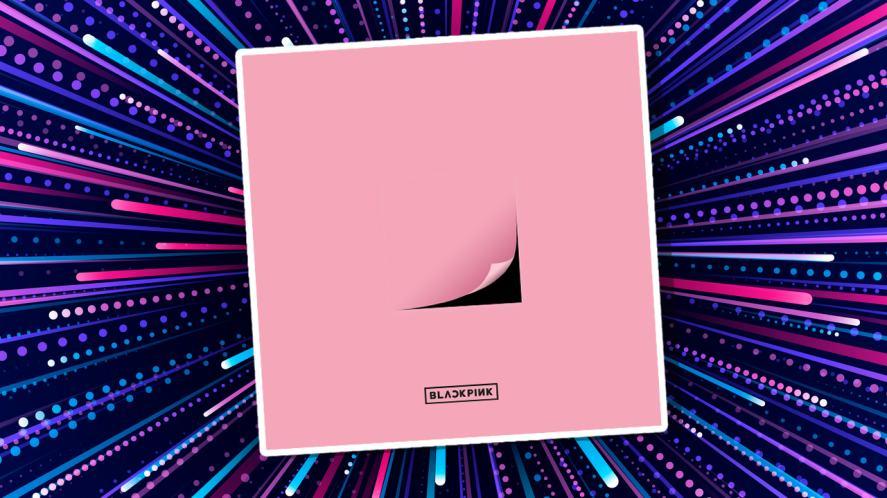 Blackpink's debut album