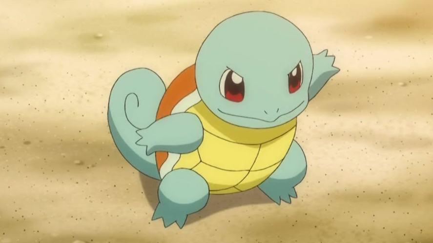 A Pokemon character