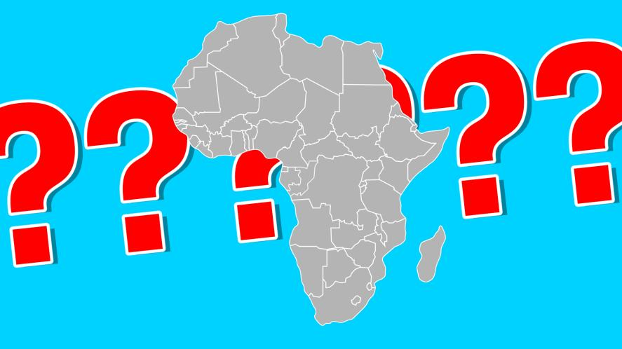 What's the biggest country in Africa?