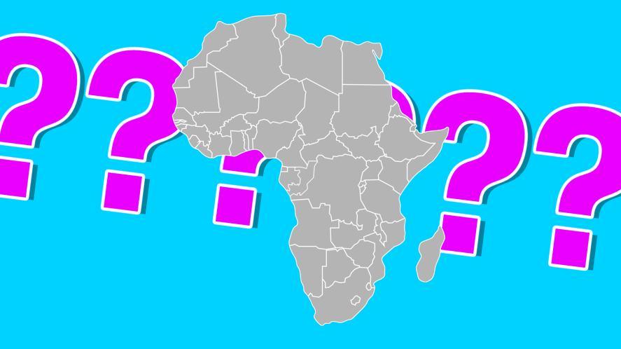 Where is Senegal?
